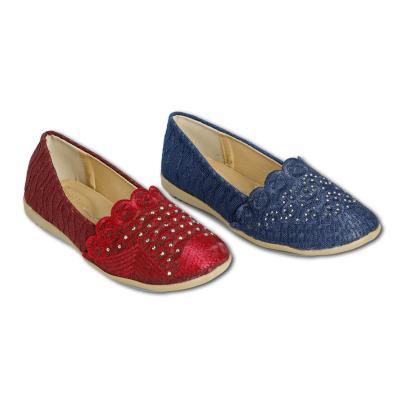 Ladies Coat Shoe 711